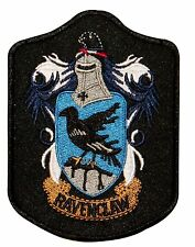 Ravenclaw Hogwarts' House Shield Harry Potter Embroidered Iron On/Sew On Patch