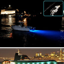 Best 6 LED Underwater Marine Boat Drain Plug Light for Wakeboard Diving/Fishing