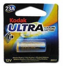 Kodak Ultra 23A (K23A,MN21,A23) Alkaline Battery Exp 2021