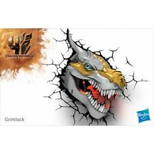 Grimlock 3D Deco Light (Transformers) by 3D Light FX Brand New