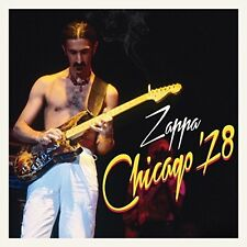 Chicago 78 - Frank Zappa (2016, CD NIEUW)2 DISC SET