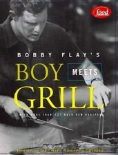 Bobby Flay's Boy Meets Grill: With More Than 125 Bold New Recipes(Free Shipping)