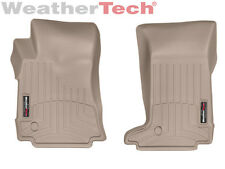 WeatherTech® FloorLiner for Cadillac CTS-V Coupe - 2011-2014 - 1st Row - Tan