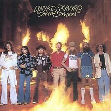 LYNYRD SKYNYRD Street Survivors CD BRAND NEW