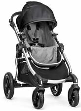 Baby Jogger City Select All Terrain Single Stroller 2016 Silver Frame Black Gray