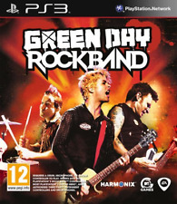 PS3-Green Day: Rockband /PS3  GAME NUOVO