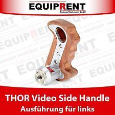 THOR Video Side Handle LINKS / Handgriff für Rig (aus Holz mit Verzahnung) EQT01