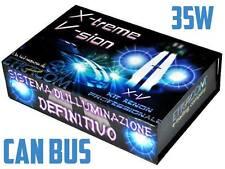 Kit Slim Xenon 35w Auto H7 VOLKSWAGEN GOLF VI 6 Canbus 5000k 6000k 8000k 10000k