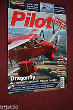 Pilot 2014 January DH Dragonfly,Quik Pulsr,Aircoupe