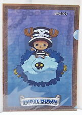 One Piece  Plastic A4 Folder, 1pc Made In Japan Limited #6    ..h#8