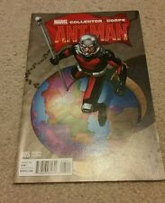 Marvel Collecting Corps EXCLUSIVE Ant-Man Comic Book 5 Variant Direct Edition