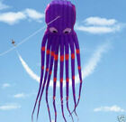 ALERT! ALIEN INVASION? 8M HUGE MONSTER OCTOPUS PARAFOIL KITE FLYING TOY