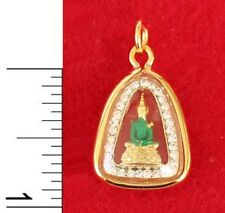 Thai Buddha Amulet from a Buddhist Temple in Bangkok                       10901