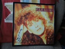 Elkie Brooks RARE Autographed Album Sleeve - Framed