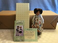 "Helen Kish 1997 STARLIGHT DOLL 12"" Limited Edition COA Hague Fairy Child"