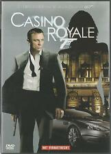 DVD - James Bond 007 - Casino Royale / #3067