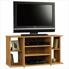 TV Stand Entertainment Center Furniture in Highland Oak