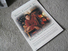 HARRY CONNICK JR 1993 PROMOTIONAL COUNTER STAND-UP DISPLAY NEW/UNCRCLTD