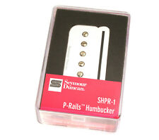 11303-02-W SHPR-1b White Seymour Duncan P-Rails Guitar Bridge Pickup