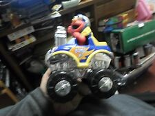 2002 Elmo Push and Go 4 Wheeler