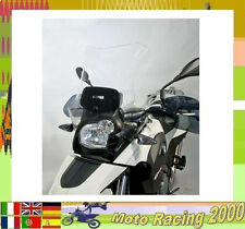 BMW G 650 GS 2011 SPORT FAIRING WINDSCREEN WINDSHIELD INCLINATION VARIABLE CLEAR