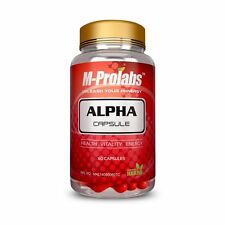 M-Prolabs Alpha Capsule (1 Bottle - 60 capsules)