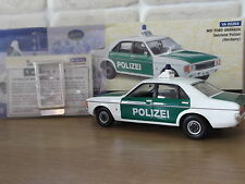 Vanguards VA05204, Ford Granada Mk I, Saarland Polizei, Roof Box & Beacon