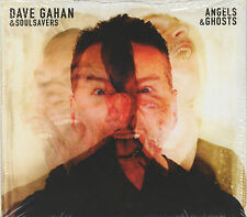 SOULSAVERS & DAVE GAHAN 'ANGELS & GHOSTS' CD SEALED!!!