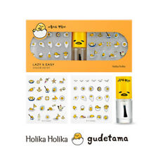 [Holika Holika] Lazy & Easy Stiquick Nail Kit (Gudetama Edition) Korea Cosmetics
