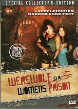 Werewolf in a Women's Prison , uncut , new and sealed !