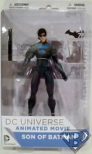 "NIGHTWING Son of Batman Animated Movie DC Comics 7"" inch Figure #9 2014"