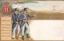 A1447) SALERNO, 11 REGGIMENTO FANTERIA BRIGATA CASALE, 1661 - 1905.