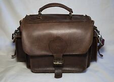 Grafea England Leather Camera Bag (Regular Size, Brown)