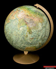 "12"" Replogle World Ocean Globe Series Relief Desk Model with Classic Stand L1Z"