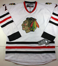 NHL CHICAGO BLACK HAWKS SEABROOK Jersey by REEBOK MEN's White SIZE XL 50