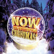 1 CENT CD VA Now That's What I Call Christmas [2 discs] - cole, bennett, sinatra