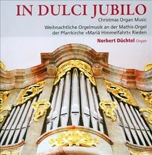 In Dulci Jubilo-Christmas Organ Music, New Music