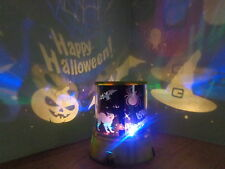 Happy Halloween aterrar a sus Master Proyector lights/pumpkin/witches / bats/spider