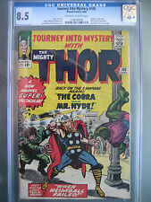 Journey Into Mystery #105 CGC 8.5 OW/W **Silver Age Thor** Marvel Comics 1964