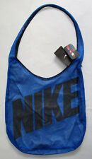 Womens Nike Graphic Reversible Tote Carry All Gym Bag, New Photo Blue Basic Bag