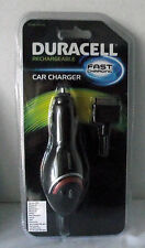 Duracell Recharageable Car Charger iPhone 4 4s 3GS 3G iPad 2 Touch iPod FD4104
