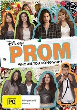 Disney ●● PROM ●● Who are You Going With? (DVD, 2011) *Aimee Teegarden *AS NEW*