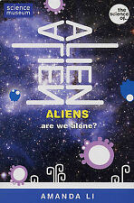 Aliens: is there anybody out there?, Li, Amanda, New Book