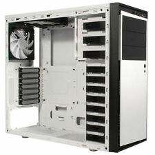 NZXT Fonte Elite S210 Bianco USB3.0 Tower PC Gaming Computer Case & ventole di raffreddamento