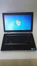DELL LATITUDE E6430 QUAD CORE i7 2.7GHZ 3740QM 256GB SSD 16GB LAPTOP WIN7 OFFICE