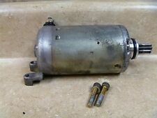 BMW 100 K RS K100-RS Used Engine Starter Motor 1985 #SM131