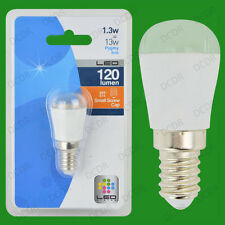 10x 1.3W  LED Pygmy Ultra Low Energy Bulb, SES E14, 120 Lumen