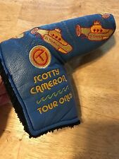 Scotty Cameron 2008 British Open Subs Circle T CT tour Used