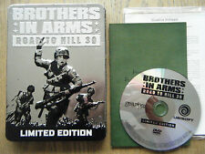 Brothers in Arms, Road to hill 30 pc game! Limited edition tin! LOOK at my games