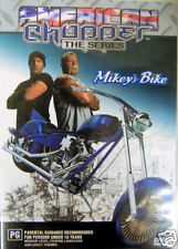DVD MOVIE - American Chopper Mikey's Bike The Series *